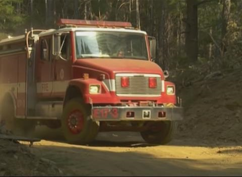 News video: Red Flag Warning in Northern California Has Fire Crews on High Alert
