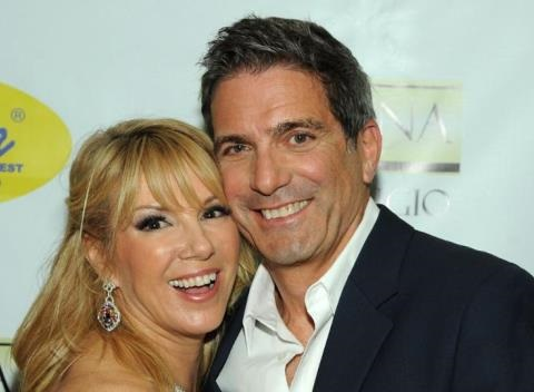 News video: Ramona Singer's Cheating Husband Mario Already Has New Arm Candy! Meet The Other Woman!