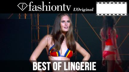 News video: Sexy Lingerie Models on the Catwalk - Highlights Special by FashionTV (79min)